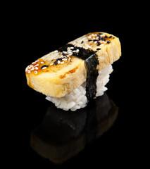 Tamako egg sushi