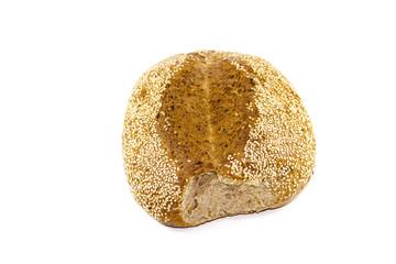 Frisches Mehrkorn Brot