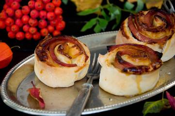 autumn rolls