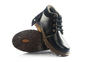 Kids Leather boots
