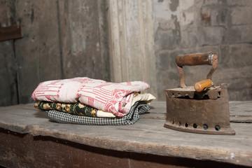 strumento per vecchia stiratura