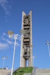 """Монумент дружбы народов """"Навеки с Россией"""""""
