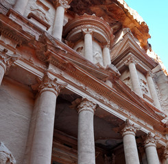 The Treasury,Petra-Jordan