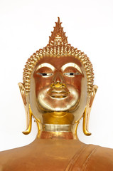 Buddha statue, Bangkok Thailand