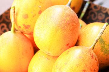 Indonesian Fruit, Markisa, Passion Fruit