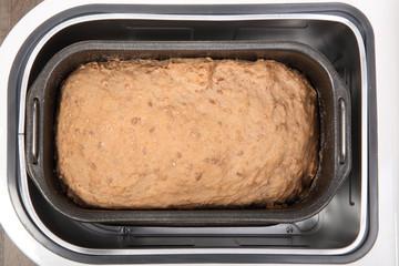 fast fertiges Brot