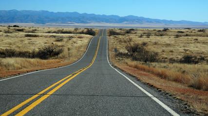 Road in Arizona state