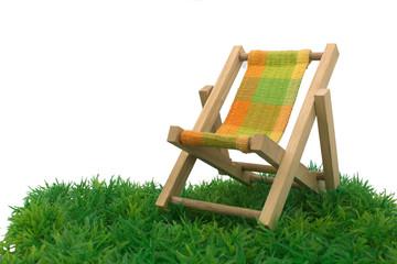 beach chaise