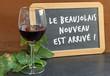 beaujolais nouveau - 71087506