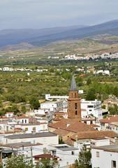 Fondon, small village in the Alpujarras