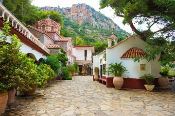 Греческий православный монастырь святого Георгия Победоносца
