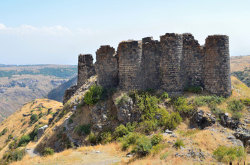 Армения, крепость Амберд, 7-14 века