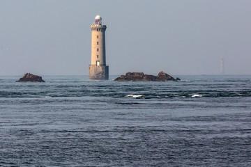 The Kereon full sea lighthouse