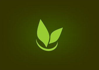 Nature icon logo