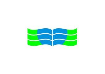 Wings logo, icon