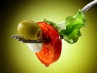 forchetta all'italiana