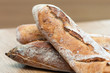 Bread-French baguettes - 71089907