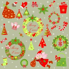 Funny xmas wallpaper