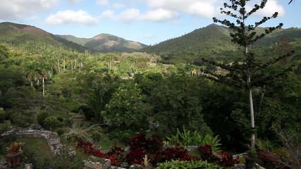 park of Soroa (Jardin Botanico Orquideario Soroa),Cuba