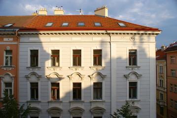 Evening over Prague, Czech Republic