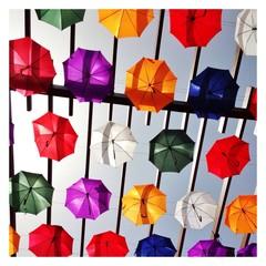 Havadaki Şemsiyeler