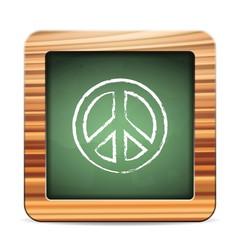 blackboard peace
