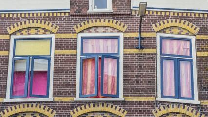Colorfull windows