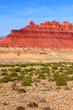 Natural Scenery Landscape Utah