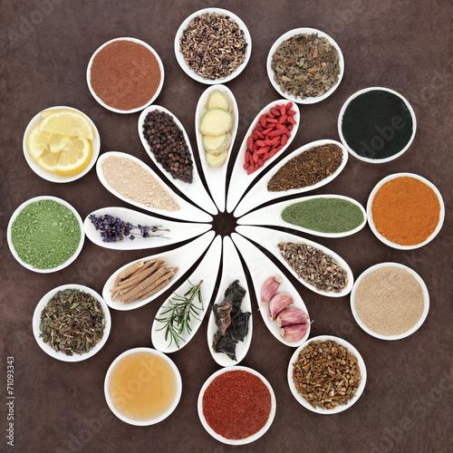 Immune Boosting Foods - 71093343