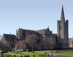 St Patricks Cathedral
