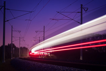 night railways