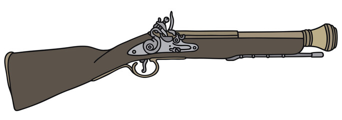 Historical rifle