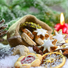 Weihnachtsgebäck - Allerlei