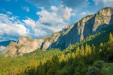 Yosemite and Sierra Nevada