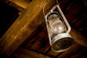 Oil Lamp Vintage Lantern