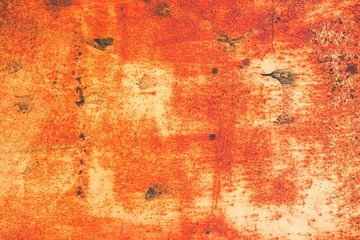 Rusty Orange Background