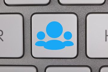 Social Network Users icons