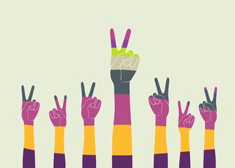 v-gesture