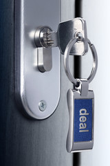 Key of deal