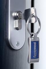 Key of possibillity