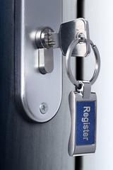 Register key