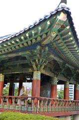 Bongeunsa Buddhist Temple in Seoul, South Korea..
