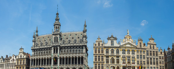 Grand Place in Brussels, Belgium.