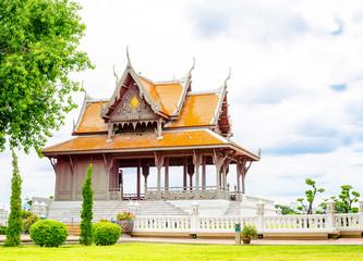 Santi chai prakan Pavilion,Bangkok Thailand
