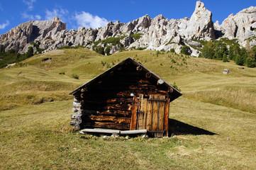 Dolomiten, Val Gardena - Südtirol / Italien