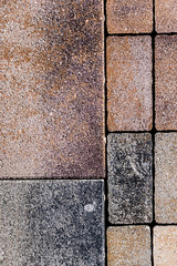 Ornamental paving