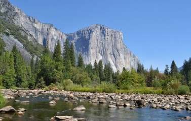 El Capitan; Yosemite National Park