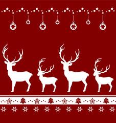 Weihnachten Geschenkpapier/ Hintergrund