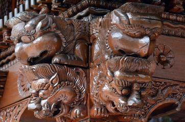 Nepali lions