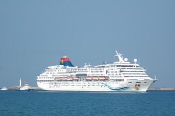 豪華客船 スーパスター アクエリアス
